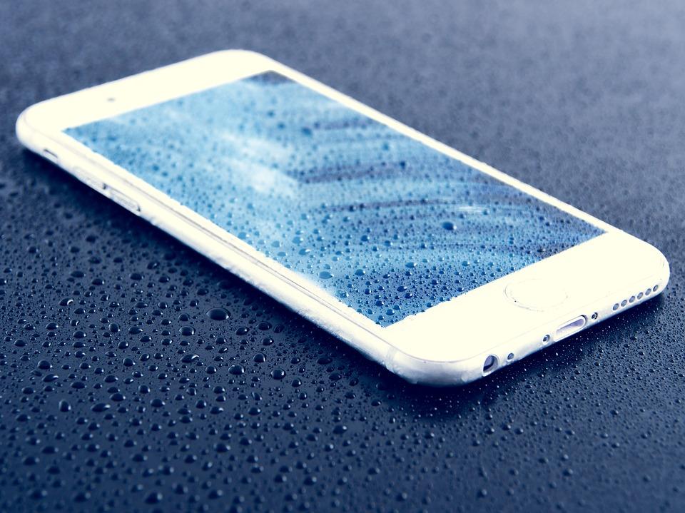 displej mobilu