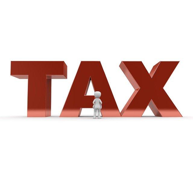 panáček a daně