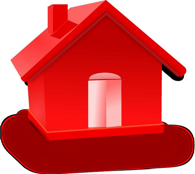 dům ilustrace