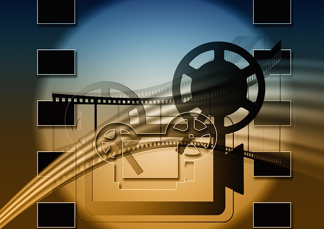 promítačka kina